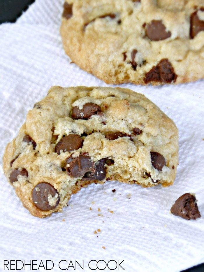 The best chocolate chip cookie you ever ate.