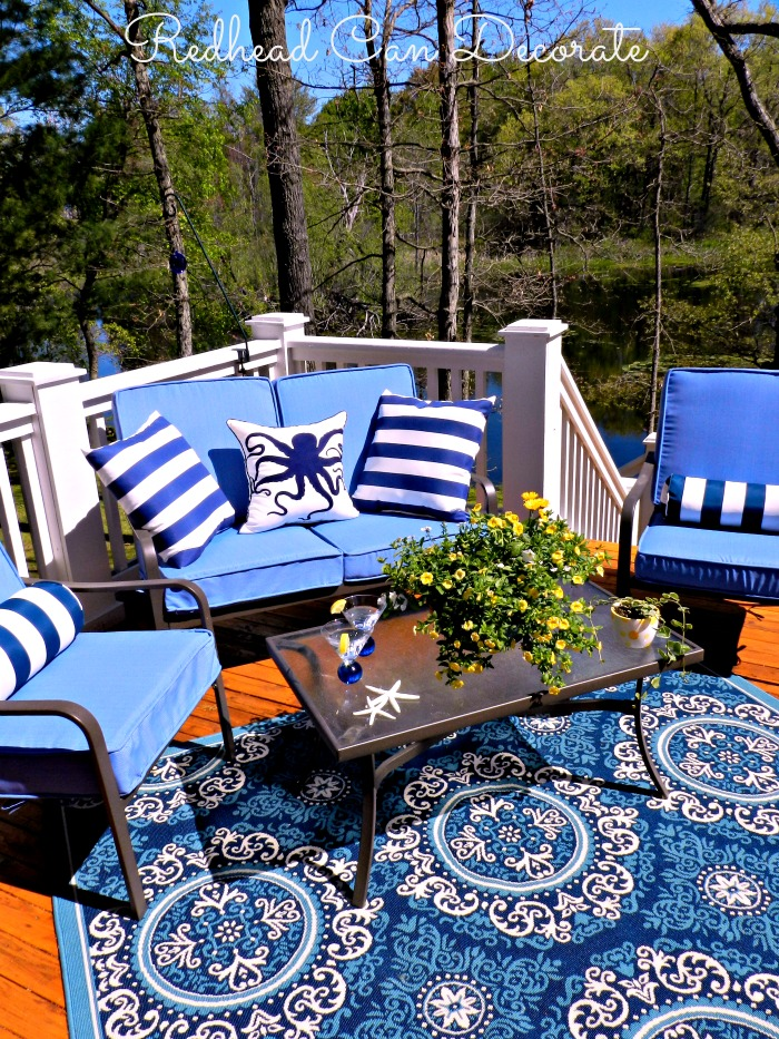 Pretty Deck Furniture
