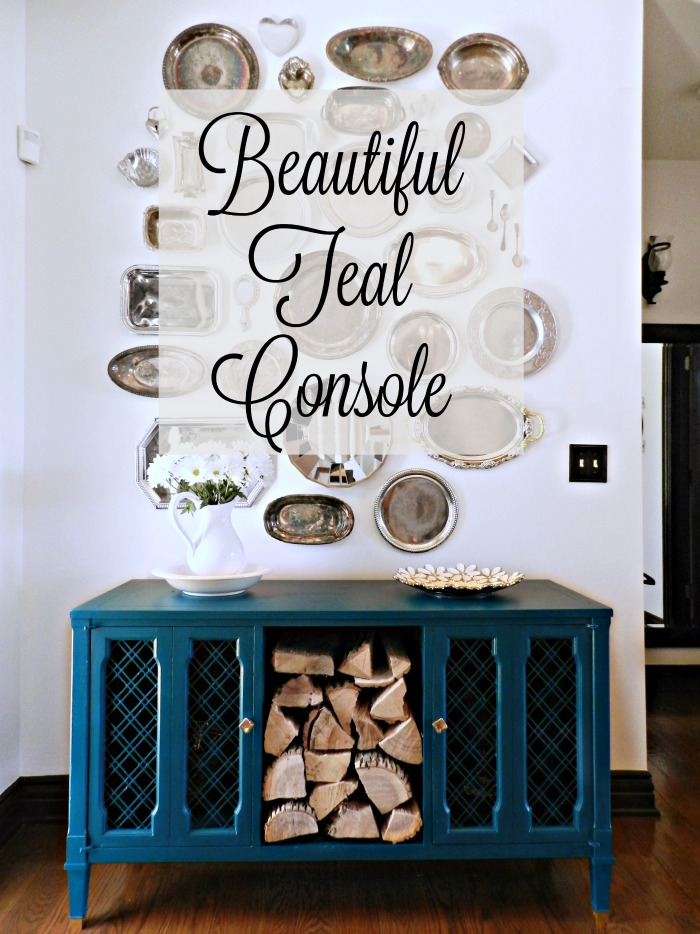 Teal Console