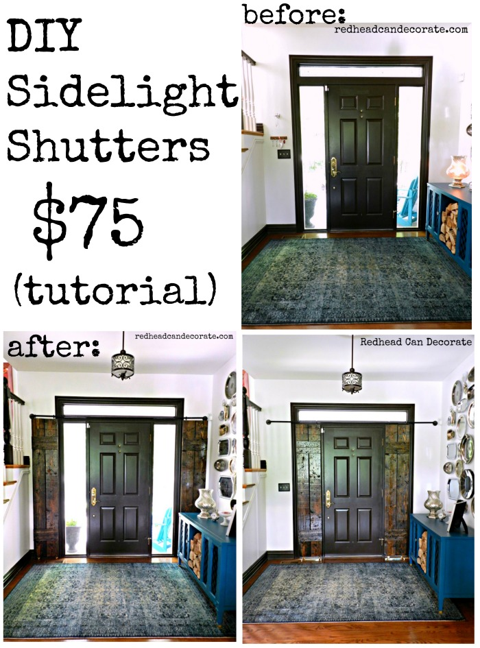 Sidelight Shutter Tutorial