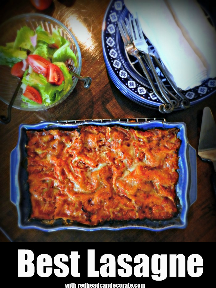 vegetable-lasagne