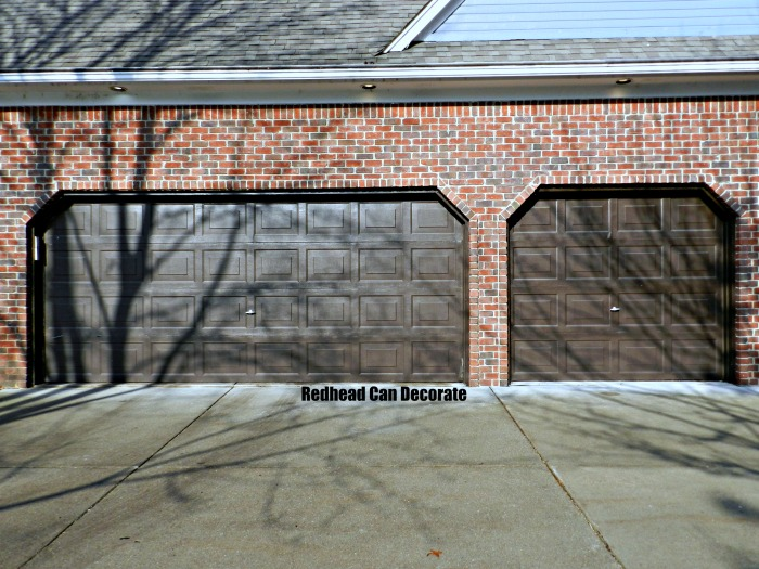 How To Replace Garage Doors! I Had No Idea How Easy It Is. She
