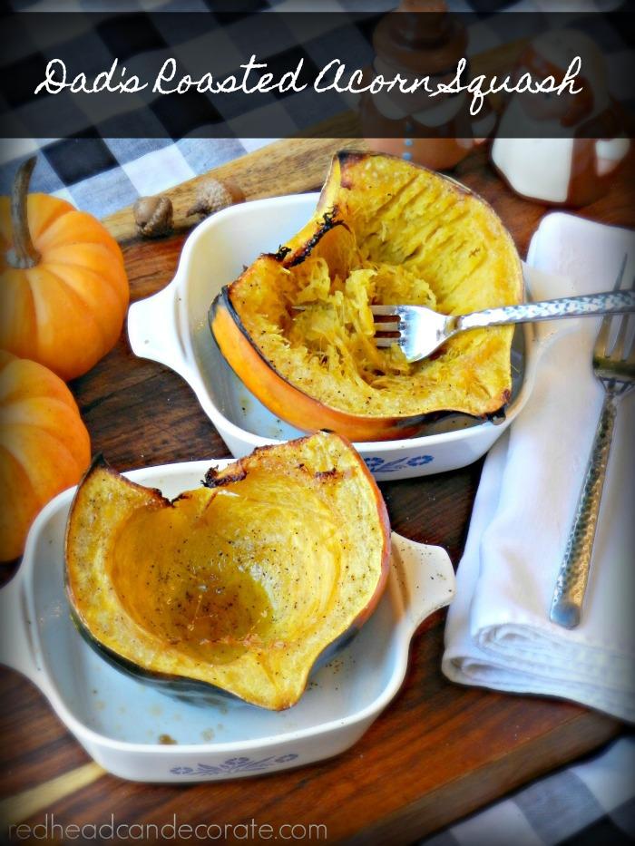 Maple Pecan Butternut Squash Recipe