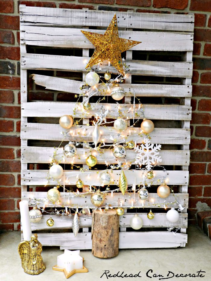 All Things Christmas Trees by the DIY Housewives