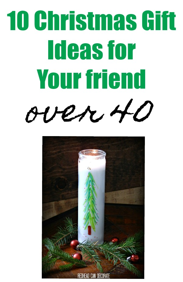 10 Christmas Gift Ideas for Your Friend over 40