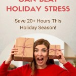 How Busy Moms Can Beat Holiday Stress, Nikki Berkel
