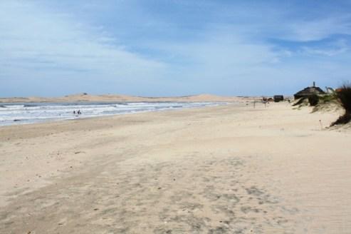 Valizas Beach.