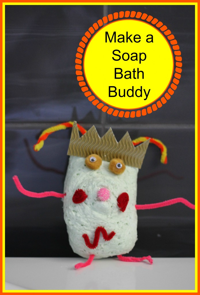Soap Buddy Button