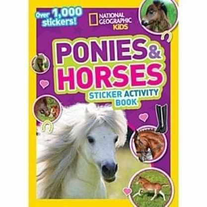 Horses & Pony Sticker Book