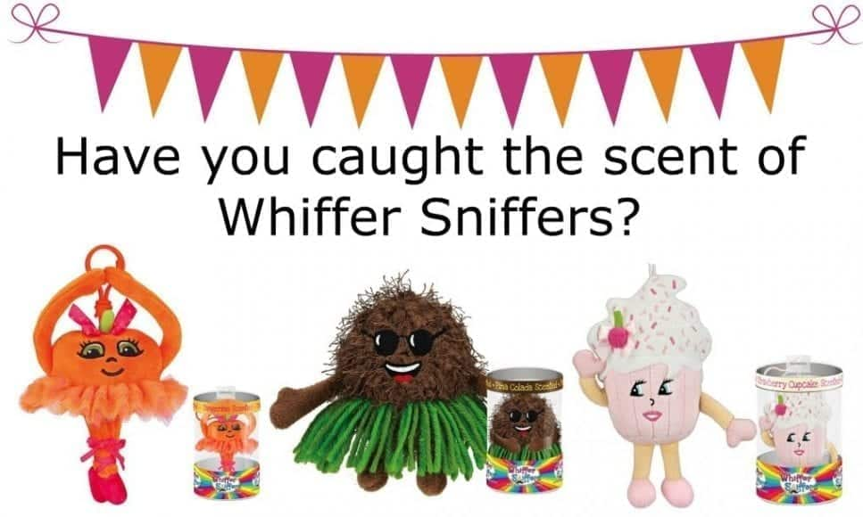 Whiffer Sniffers pin
