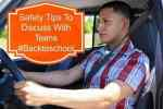 Safety Tips To Discuss With Teens #Backtoschool