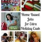 Home Based Jobs for Extra Holiday Cash