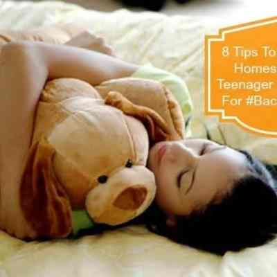 8 Tips To help Your Homeschooled Teenager Get Ready For #BacktoSchool