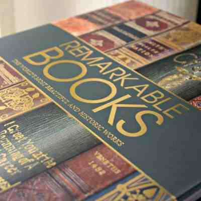 """A Bibliophiles Dream – """"Remarkable Books"""" From @DKCanada"""