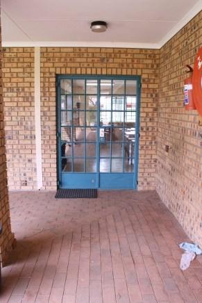 This is my classroom door!