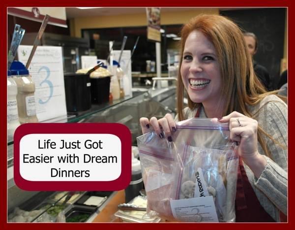 #spon #DreamDinners #foodie