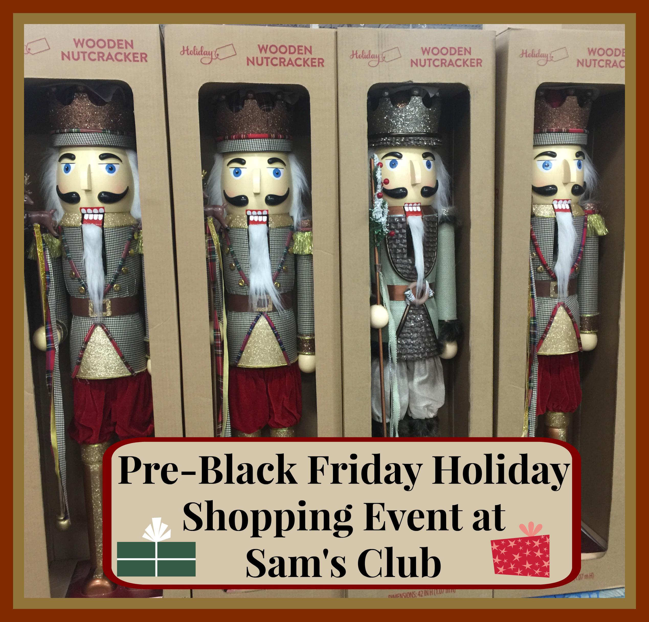 #SamsClubHoilday #Holiday #ad