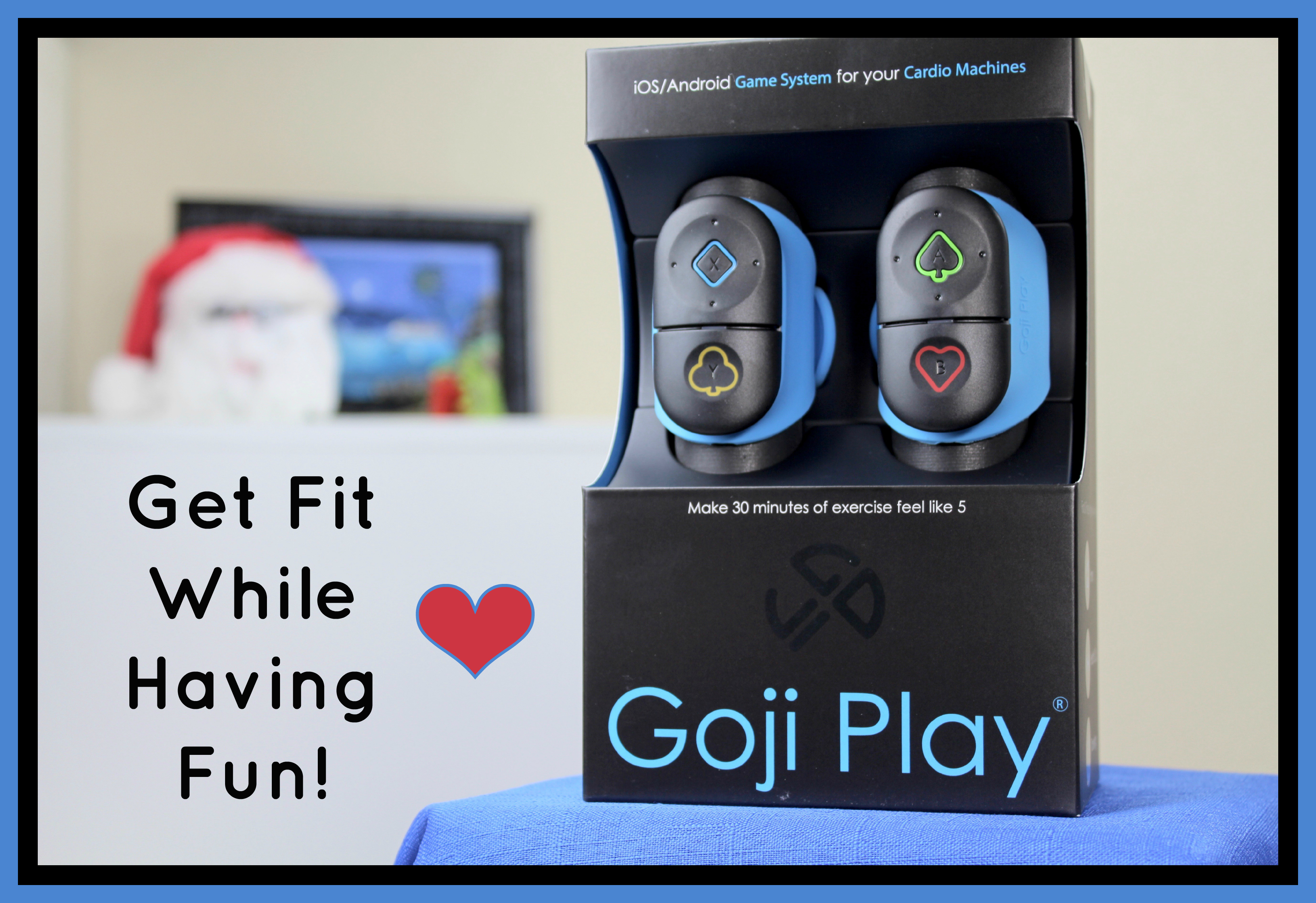 #GetUpAndGojiPlay #GojiPlay #Games #Technology #Fitness #ad