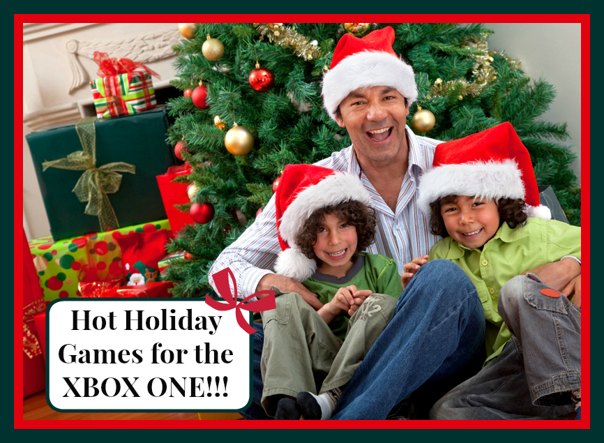 #XBOX #XBOXONE #Gamer #Technology #HolidayGiftGuide #Ad