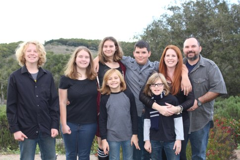 Gurnee family Central Coast About Us