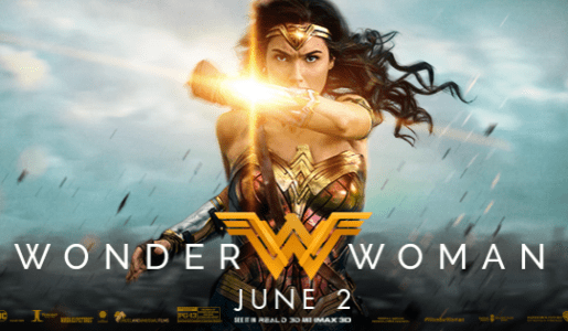 Wonder Woman is Coming to Theaters June 2nd + Giveaway!!