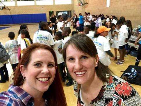 #GreatFutures #NationalStemDay #blogger #redheadmom #event #LosAngeles #technology #IC #ad