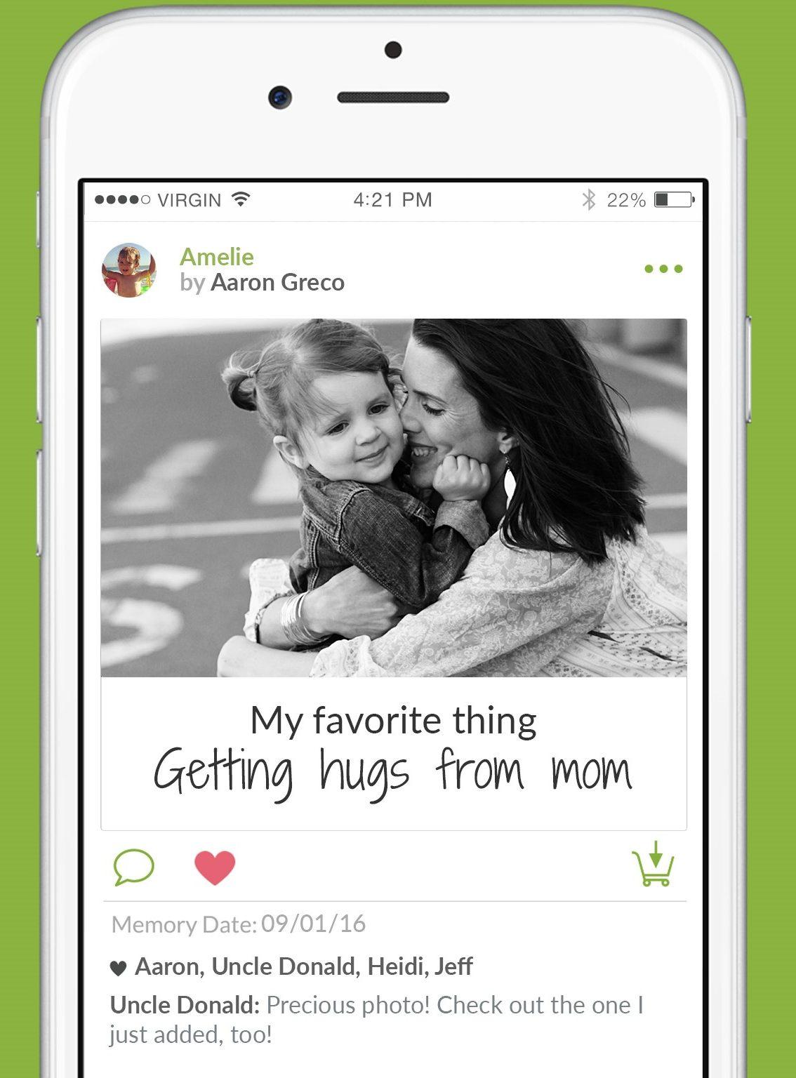 #TreeRingMemories #pics #baby #momlife #ad