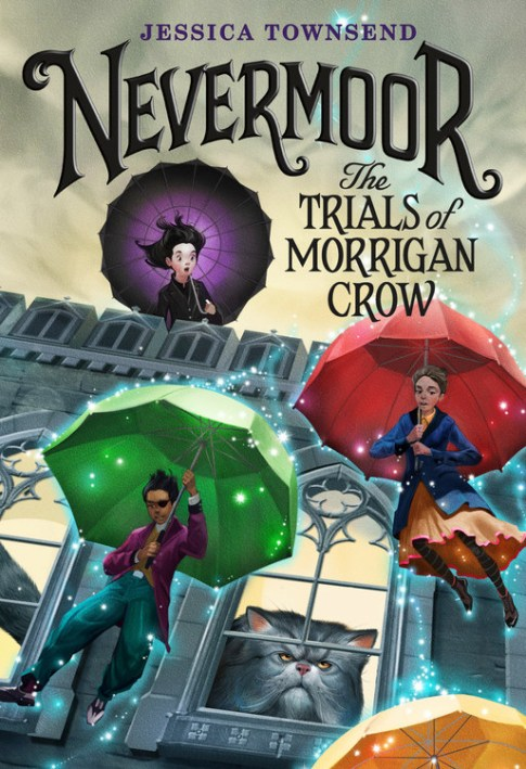 #Nevermoor #book #giveaway #blog #blogger #ad