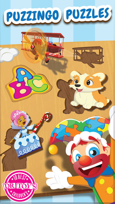 #Puzzingo #technology #games #kids #toddlers #ad