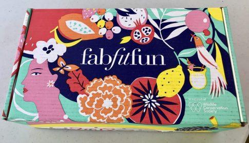 FabFitFun Summer Subscription Box #FabFitFun #subscriptionbox #makeup #beauty #blogger #momlife