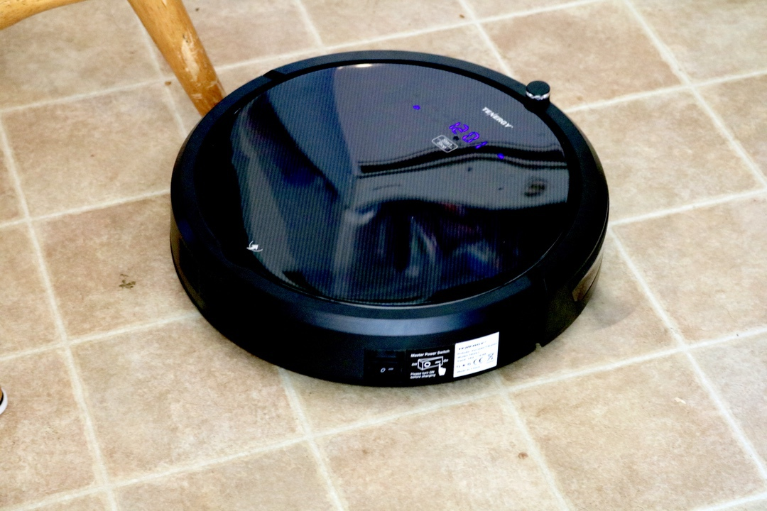 Tenergy Otis Robot Vacuum Cleaner #Tenergy #OTISRobotVacuum #Otis #home #cleaning #technology #ad