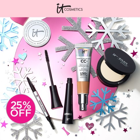 IT Cosmetics Cyber Monday Deals #ITCosmetics #beauty #makeup #holiday #deals #cybermonday