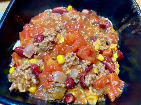 Easy Taco Soup Recipe #TacoSoup #Recipe #food #foodie #soup #ad