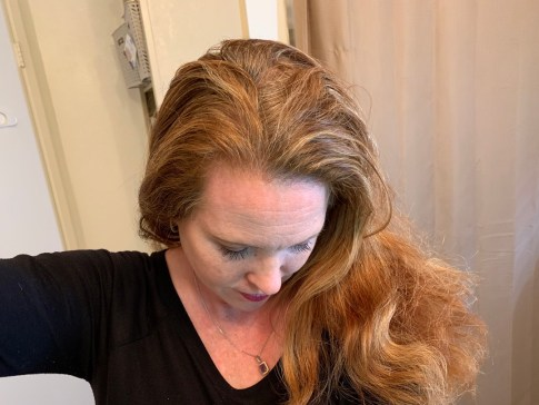 Zotos Professional AGEbeautiful Hair Color 7RC #GraysNoMore #TouchUpTutorial #AGEbeautifulResults #beauty #ad