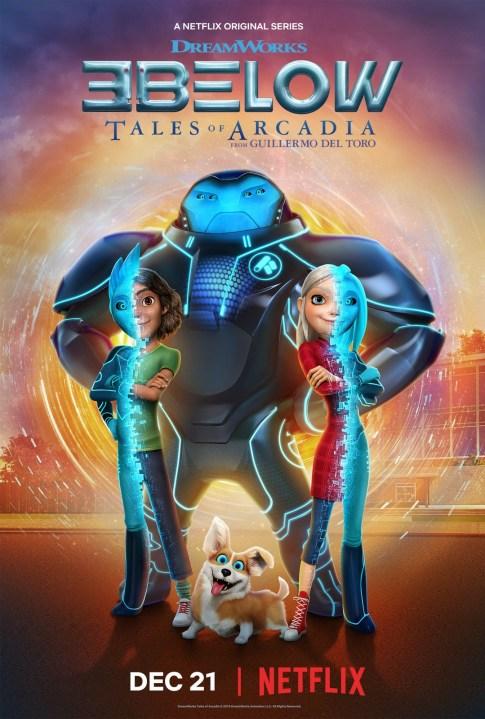 3Below: Tales of Arcadia Season 1 #DWA #3Below #Netflix #ad