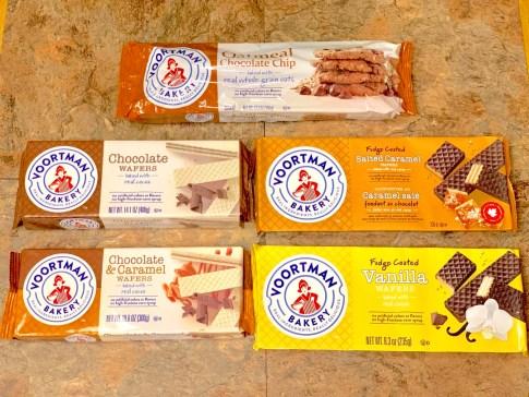 Voorman Bakery Easy Ice Cream Sandwiches #Voortman #VoortmanBakery #cookies #icecream #treat #valentinesday #food #foodie #ad