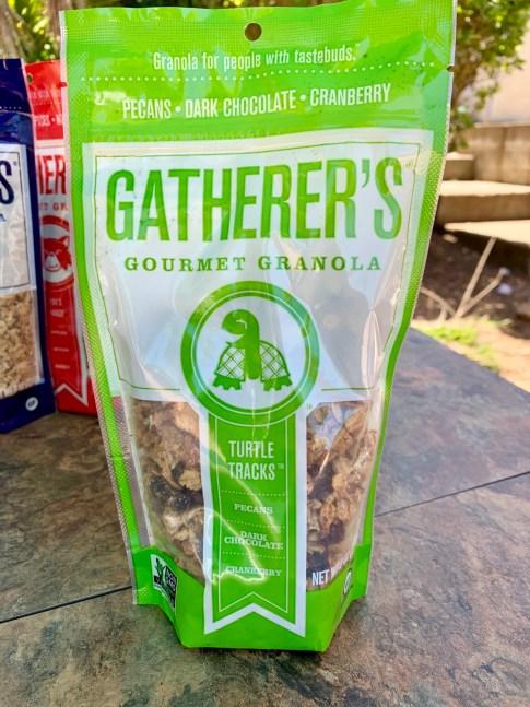 Gatherer's Granola Turtle Tracks