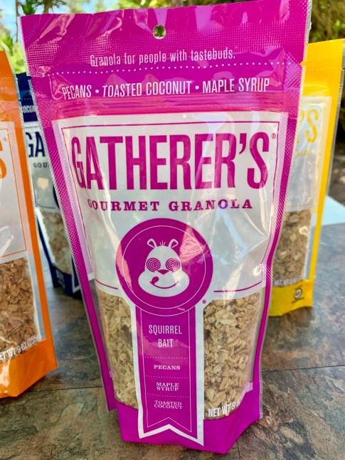 Gatherer's Granola Squirrel Bait