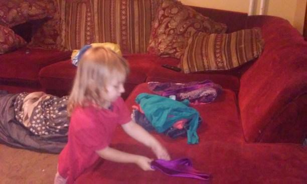 chores littles