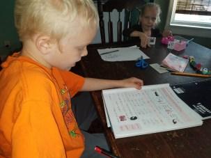 homeschool phonics