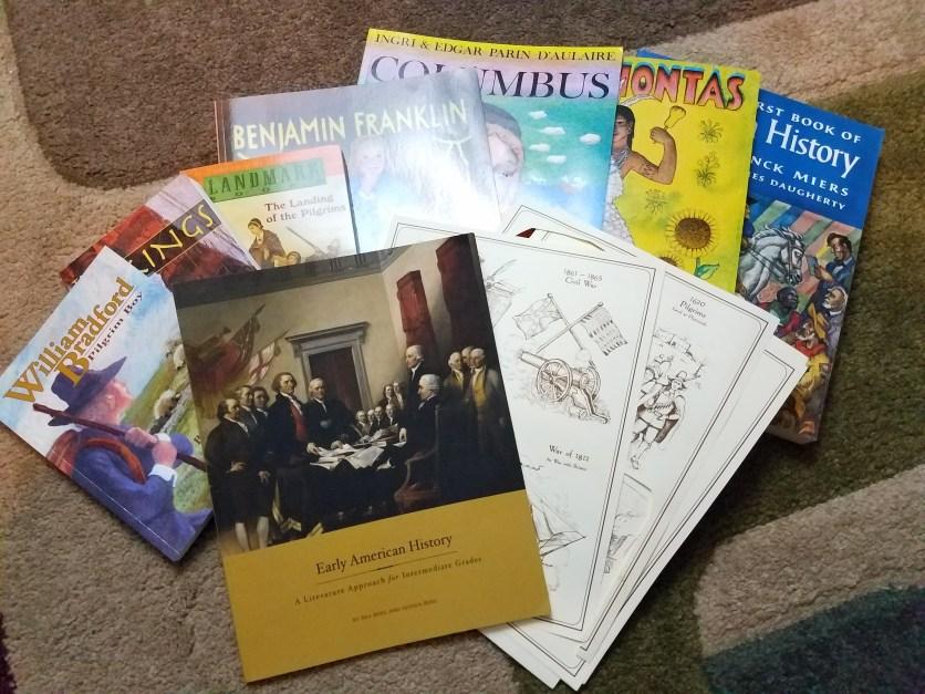 history through literature