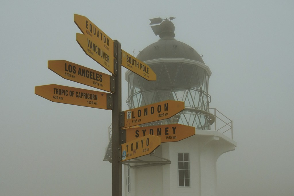 4 tips on whose advice to take Signs and lighthouse