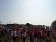 Pre Race Crowd