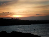 Sunset Clogherhead Co Louth