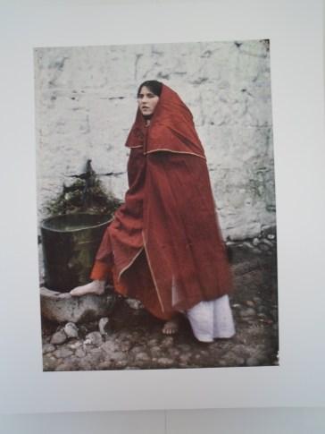 Claddagh Woman