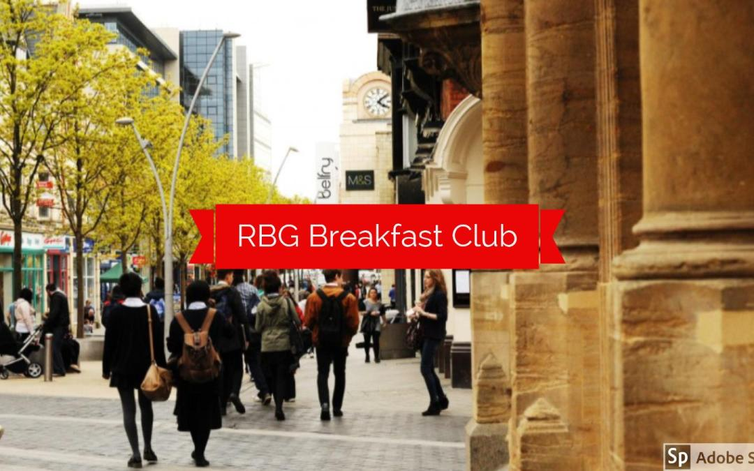 Join us at the RBG Breakfast Club 29th Nov