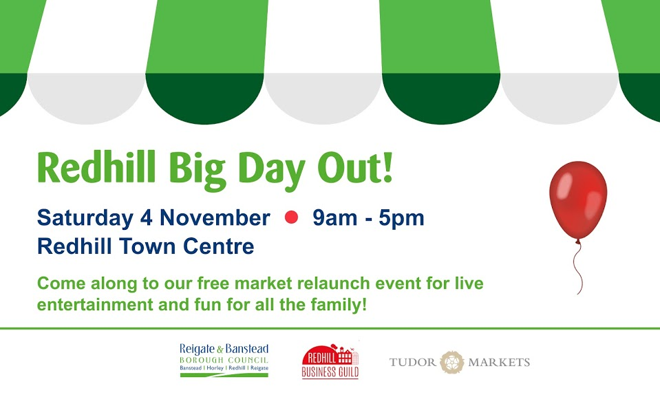 Redhill Big Day Out 4th November