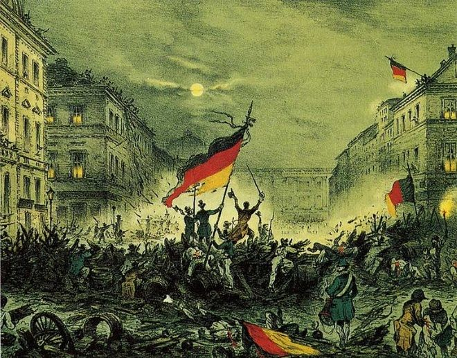 alemania revoluciones