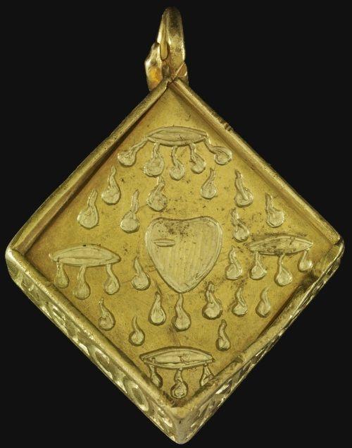 Medallón medieval