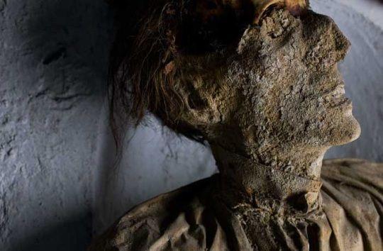 Las momias de Sicilia nos muestran sus secretos